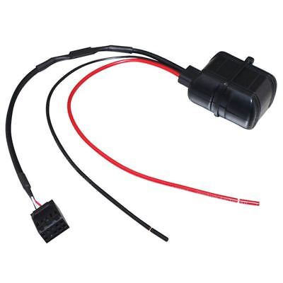Car Bluetooth Module 12V AUX 10 Pin Cable AUX IN Audio Adapter for BMW E46  N6R3