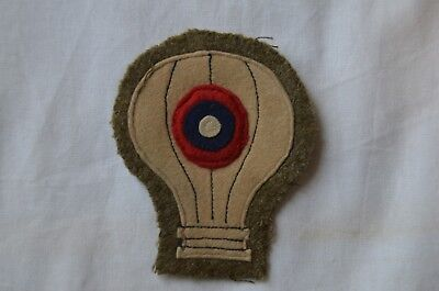 Us Wwi Air Service Patch Balloon