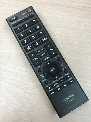 Remote Control CT-90325 CT 90325 for Toshiba LCD LED TV For 55HT1U 55S41    (W7)