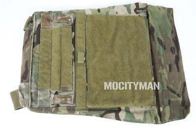 Crye Precision Multicam AVS MBAV Plate Pouch Front Small Size - Damaged