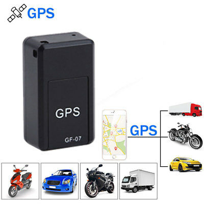 Magnetic Mini Car GPS Tracker Real Time Tracking Locator Device Voice Record