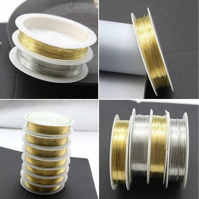 0.2-1mm Wholesale Lot Soft Copper Wire/Wire line DIY Jewelry Making