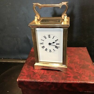 carriage clock By Garards Of London