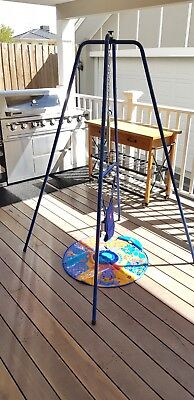 Jolly Jumper Portable Stand and Musical Mat in Excellent Condition!