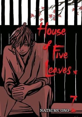 House of Five Leaves-ExLibrary
