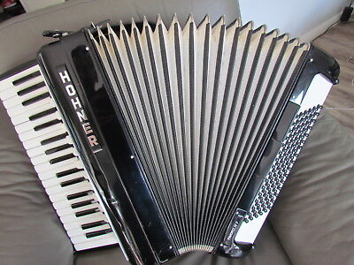 Akkordeon/ Accordion Hohner Favorit IV P in Top Zustand