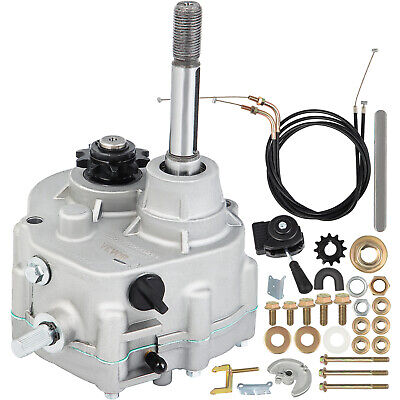 Go Kart Forward Reverse Gear box Fits 2HP-13HP Engine 10T Or 12T Local Cheap