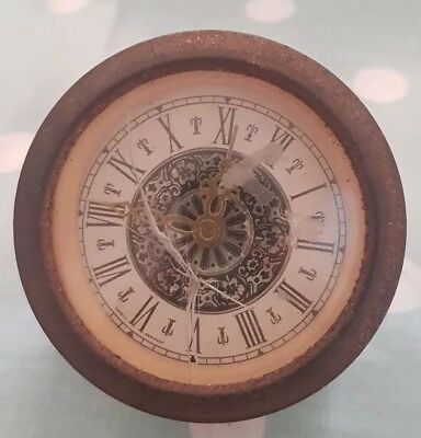 Vintage West German Clock Movement - Working - see description
