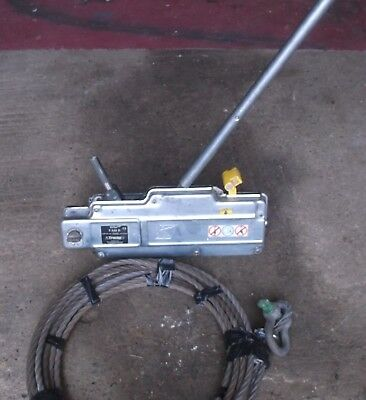 Tirfor Wire Rope Winch - T532D
