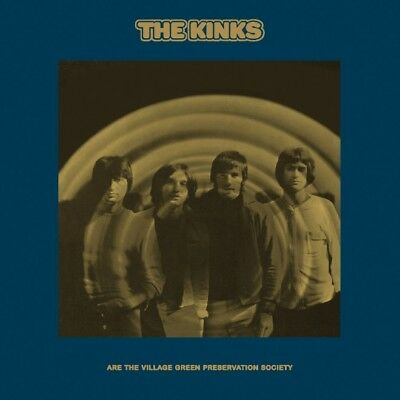 The Kinks - The Kinks Are The Village Green Preservation Society [Deluxe] (Cd)