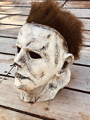 NEW 2018 Halloween Michael Myers Costume or Decoration Mask Men XL Weathering