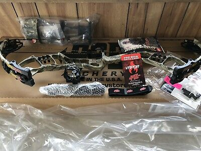 PSE 2019 BOW Madness Unleashed RTS Pro Bow Package New In Box *OFFERS  Allowed*