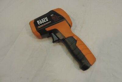 Klein Tools Ir5 12:1 Ratio Dual-Laser Infrared Thermometer ~