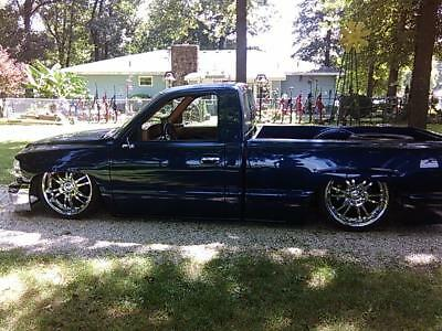 2000 Chevrolet C-10 custom low rider