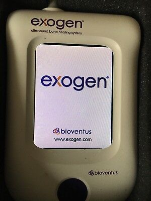 Bioventus Exogen 250 ultrasound bone healing system machine READ DESCRIPTION