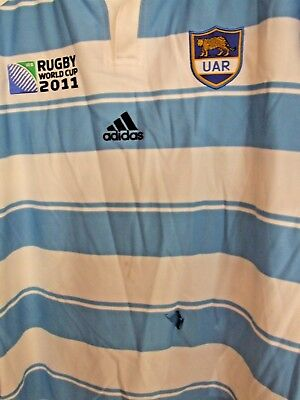Argentina Rugby Los Pumas Home Jersey Shirt