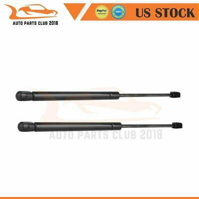 Qty 2 Front Hood Gas Charged Lift Support Struts Arm For 04-2008 Pontiac Grand