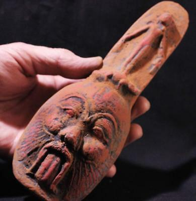 BES The Dwarf protector against demons Archaic Egyptian Replica
