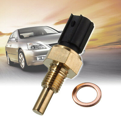 Fj- Durable Engine Water Coolant Temperature Sensor For Honda Civic Accord Acura