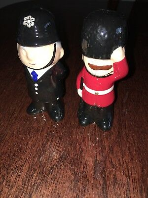 Cath kidston london Guards Salt And Pepper Shakers