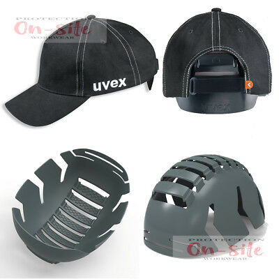 UVEX u-cap Sport Bump Cap, Helmet, Safety Baseball Hard Hat, Sporty, Comfortable