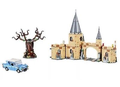 LEGO 75953 Harry Potter Hogwarts Whomping Willow **NO MINI-FIGURES OR BOX** NEW