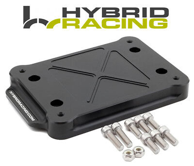 Hybrid Racing Dc5 Shifter Mounting Plate K-Swap For Honda Civic Acura Integra