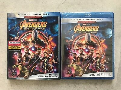 Avengers: Infinity War (Blu-ray + Digital, Bilingual)