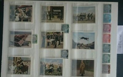 German , Ww1 , Picture Cards / Stamps , 1914 /18 , German Army
