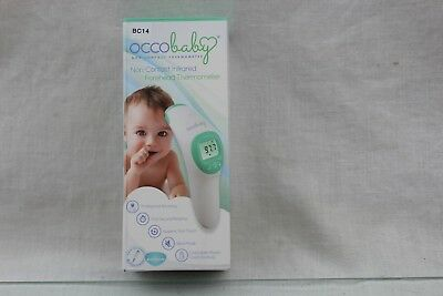 OCCObaby Clinical Forehead Baby Thermometer Limited Edition with Bonus BC14