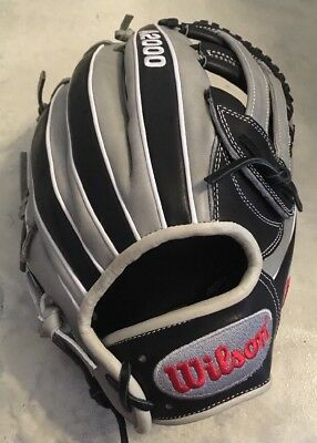 """Wilson A2000 Todd Frazier 12 1/4"""" Right Hand Thrower 3rd Base Glove, New w/o Tag"""