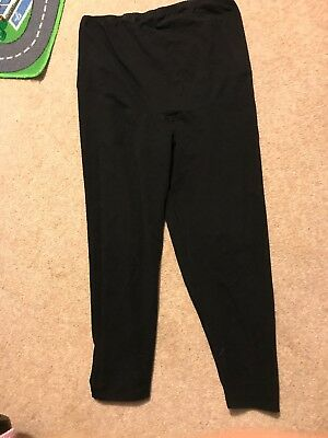 Large Maternity Cropped Leggings H And M