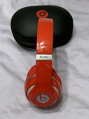 0deb4477b90 Apple Beats by Dr. Dre Studio 2.0 Over-Ear Wired Noise Cancelling Headphones