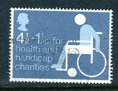 1975 GB Health & Handicap Funds Used. SG 970. Wheelchair
