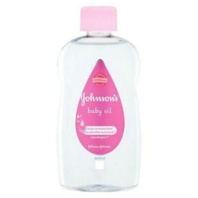 ORIGINAL  Johnson's Baby Oil 200ml