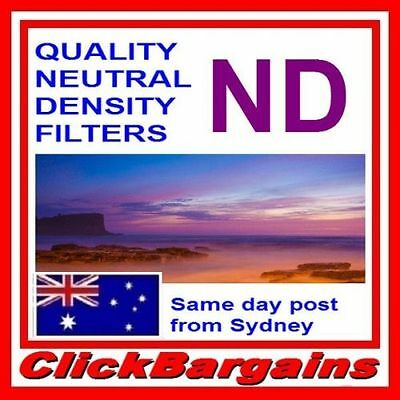 ND4 ND8 ND1000 ND2-400 FILTERS NEUTRAL DENSITY CAMERA LENS FILTER ND 2 NDx4 NDx8