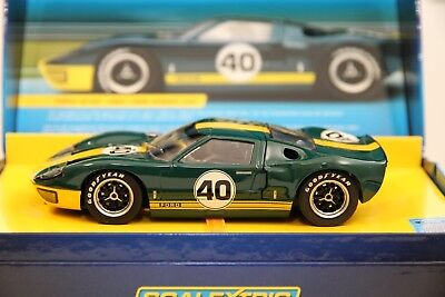 SCALEXTRIC FORD GT40  - C2942A - No.20 German Limited Edition - MIB