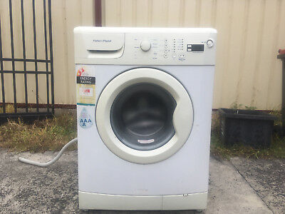 Fisher & Paykel AWF60MD 6kg Front Loader Washer