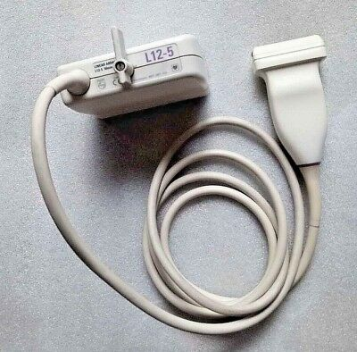 Phillips ATL Linear Array L12-5 50mm for HDI Ultrasound Probe Transducer
