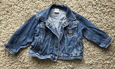 Oshkosh Denim Jacket - Size 3