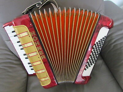 Akkordeon/ Accordion , Hohner, Student V  48 Bass Top Zustand