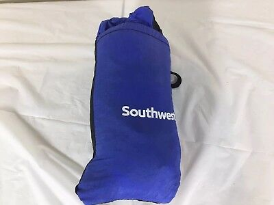 Southwest Airlines Hammock Advertising Blue Outdoors Camping Just Hanging Around