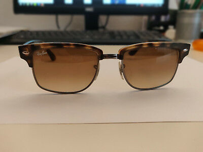 Ray-Ban Square Clubmaster (RB4190) Braun