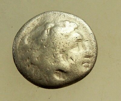 KINGS of MACEDON. Alexander III 'the Great'. 336-323 BC. AR Drachm 3,6gr
