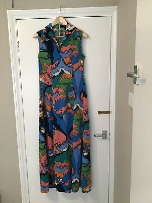 original vintage dress size 12 This Is Guessed Size Rubbed Off