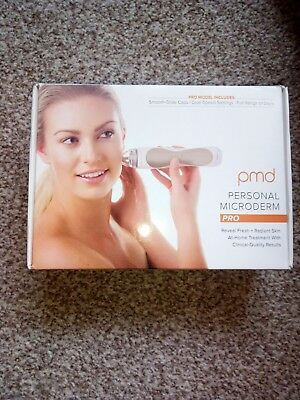 New PMD Personal Microderm Home Microderm Device