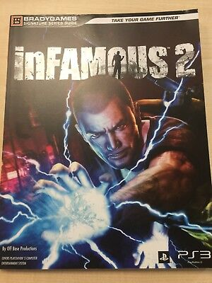 inFamous 2 Official Guide Lösungsbuch Englisch