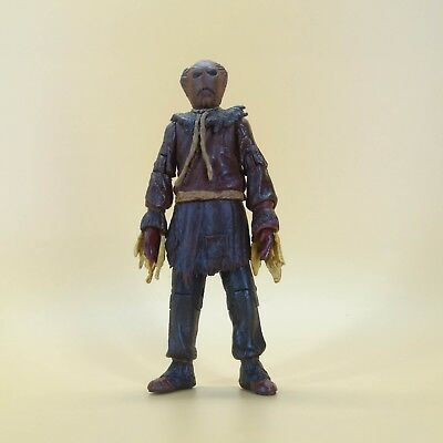 """Doctor Dr Who  scarecrow Action figure 5.5"""" OLD"""