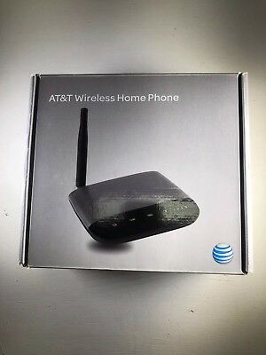 AT&T Wireless Home Phone Base Model WF721