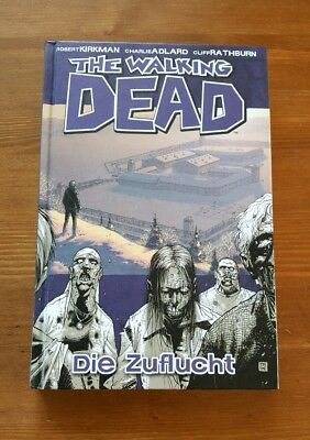 The Walking Dead Comic Nr.3 Hardcover Wie NEU
